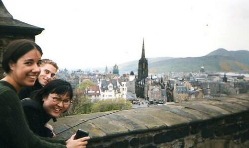 Edinburgh, Scotland | View from the Edinburgh Castle
