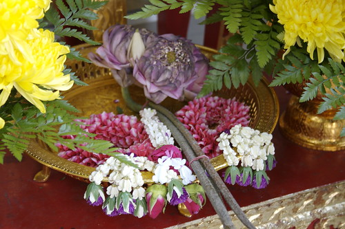 offerings to rama iv