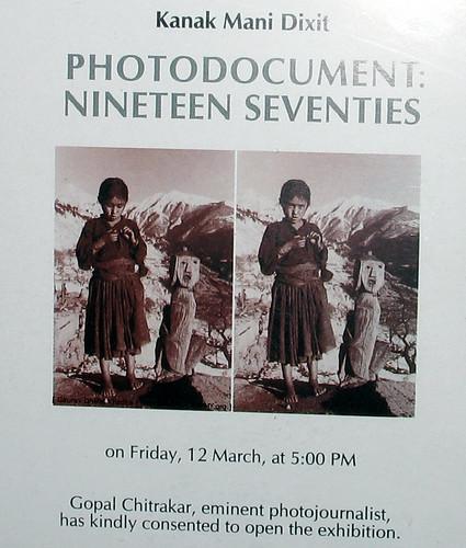 Nineteen Seventies by Kanak Mani Dixit