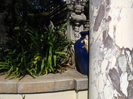 san simeon column