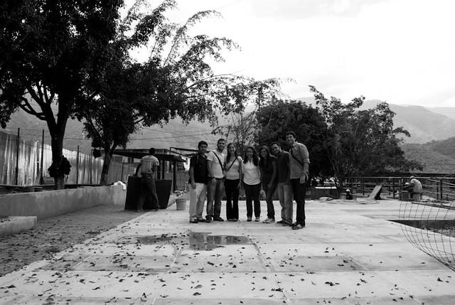 El equipo, Construcción Plaza Caucagüita, Mcpio Sucre, Caracas