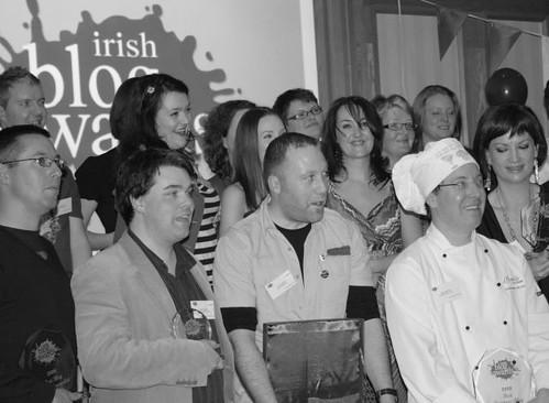 Irish Blog Awards 2008, Happy Winners