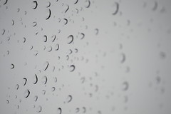 Gotas sobre la ventana (2)
