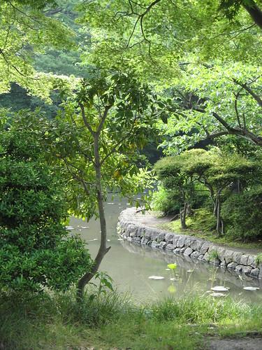 temple scenery