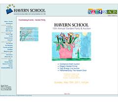 Havern Center Website