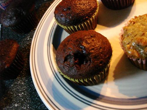 The muffin bandit strikes again.