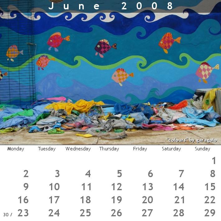 June 2008 - Giugno 2008