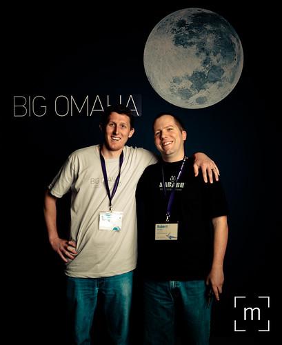 Big Omaha 2011 Photo Booth