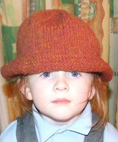 Nana's First Hat