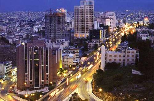 Amman de noche