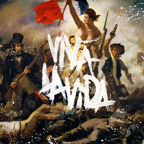 Coldplay\'s Viva La Vida or Death and All His Friends Album