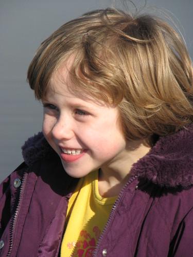 Emily on Beach 2