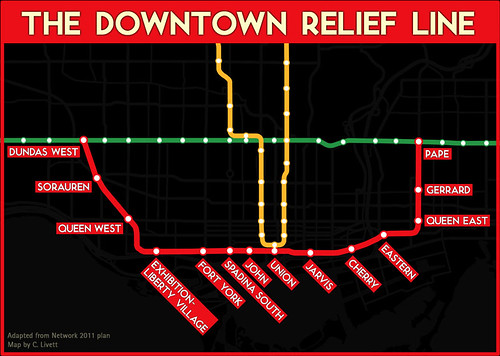 Downtown Relief Line