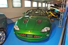 Jaguar XKR Roadster used in the 2002 Bond Film...