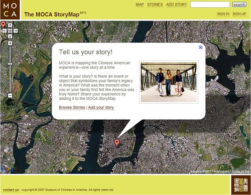 moca story map