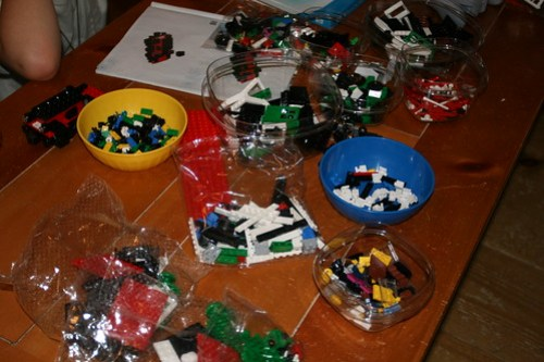 Lego Train Parts