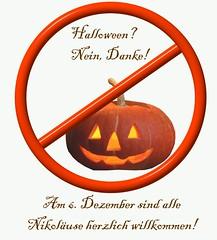 Halloween Nein Danke