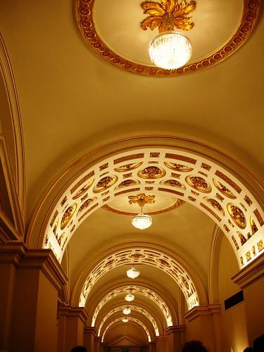 Hallway in Dublin Castle