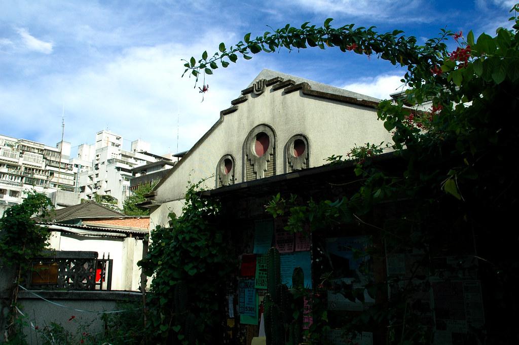 內湖莊役場公會堂與內湖老街 @ *那年夏天的藍色泡沫啤酒海* 蘇明陽的攝影旅行 :: 痞客邦