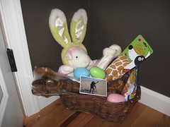 Rubbles' Easter Basket