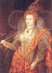 Queen Elizabeth I Portrait from Wikipedia