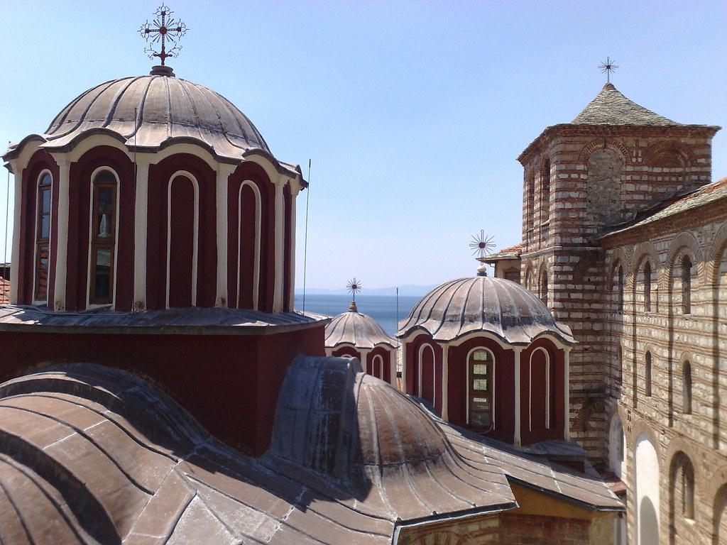 Katholikon, Grigoriou Monastery