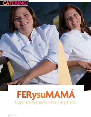 FER Y SU MAMA