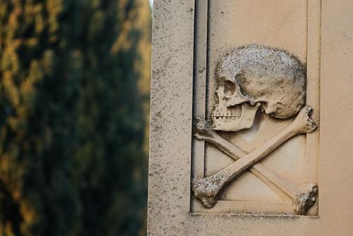 La tumba ¿del pirata?
