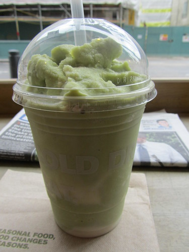 Matcha Chiller from Eat.