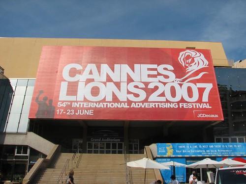 Cannes Lions 2007