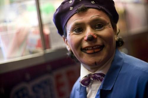Domingo, the clown