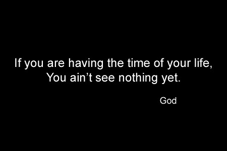 God Series - Ain't Nothing
