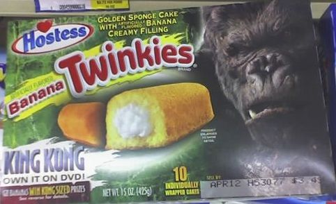 King Kong Twinkies