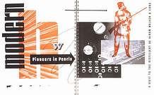 Lester Beall. Brochure. 1935.