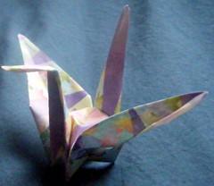 Origami Crane 3