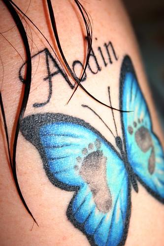 Aodin tattoo
