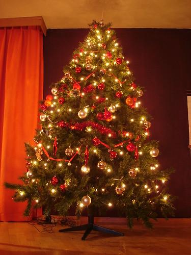 Kerstboom 2007