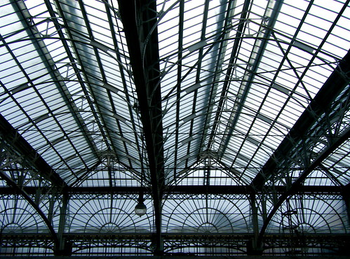 Central Station Ceiling