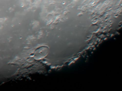 Moon-Mare Humorum on 4/16/08
