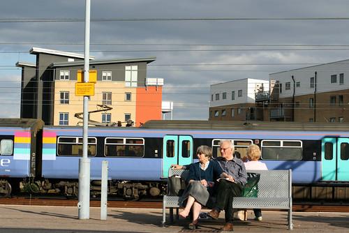 Bury St. Edmunds' Train Station