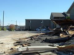 Stoneridge Apartments Demolition