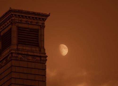 Moon over Belfry 2