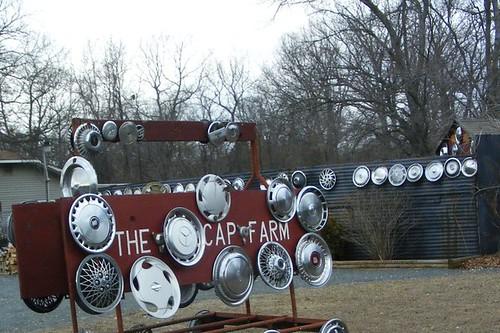 hubcap farm