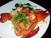 Shanghai Blues - lobster with noodles