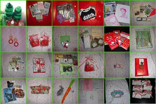 Christmas Gift Giving 2007
