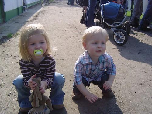 Rune en Elle Maart 2007