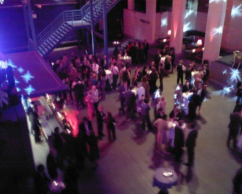 Ibis Awards reception
