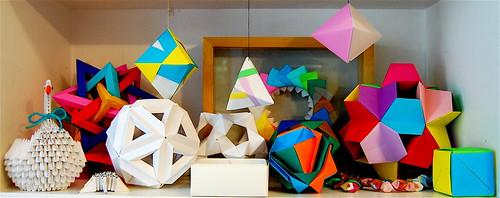 Origami Shelf (Mar 31, 2008)