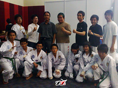 Taekwondo Santa Angelus Custos