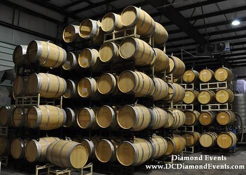 Prince Michel Wine Barrels